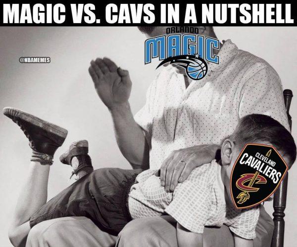 Magic Spanking Cavaliers
