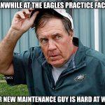New Maintenance Guy