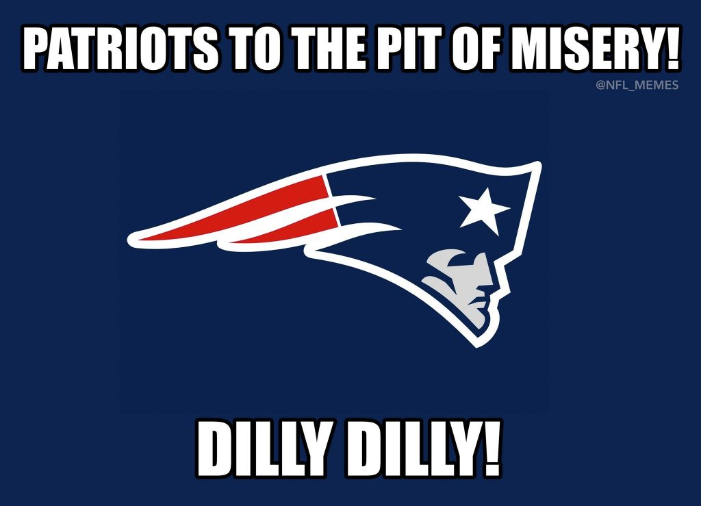 Patriots Dilly Dilly