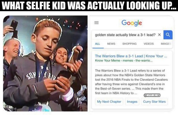 Selfie Kid Warriors