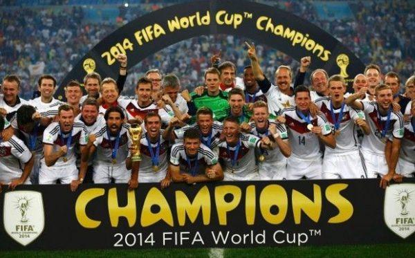 2014 World Champions