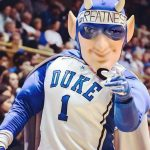 Blue Devil Crying Jordan