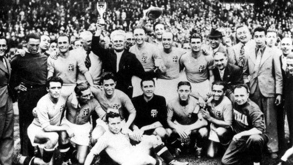Italy 1938 World Champions