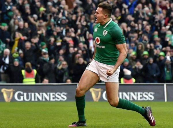 Ireland win 2018 Six Nations