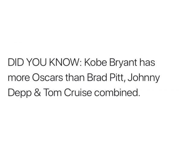 Kobe best actor