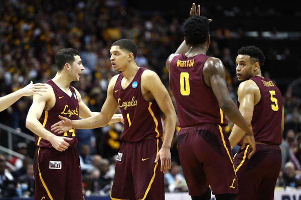 Loyola Beats Kansas State