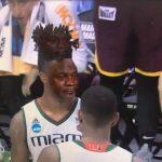 Miami Player Hair Crying Jordan