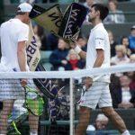 Querrey beats Djokovic