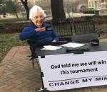 Sister Jean Change my mind