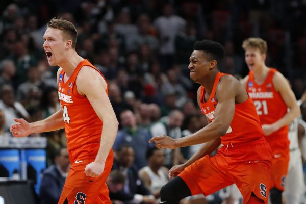Syracuse beats Michigan State