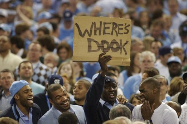 Where's Dook