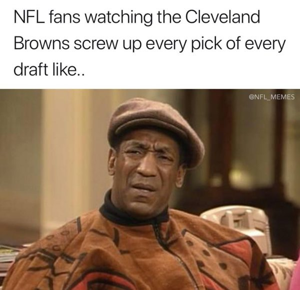 Cosby NFL Meme