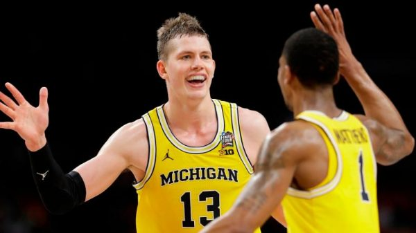 Michigan 2018 NCAA Tournament