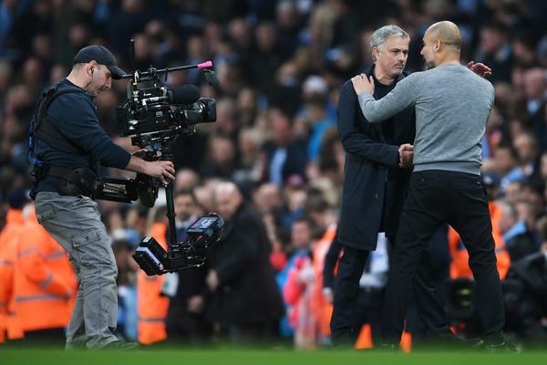 Mourinho, Guardiola