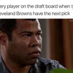 Players don't want to be on the Browns