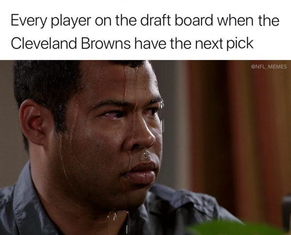 Browns Sponge Bob