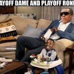 Playoff Rondo