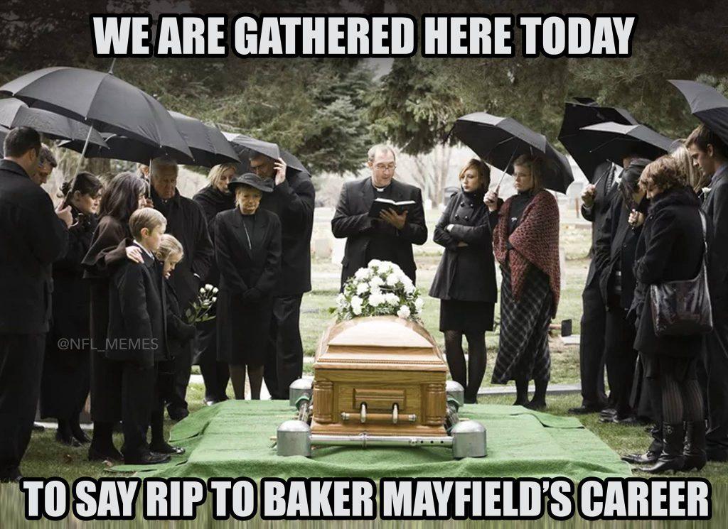 RIP Career