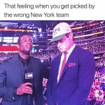 Sam Darnold Draft Meme