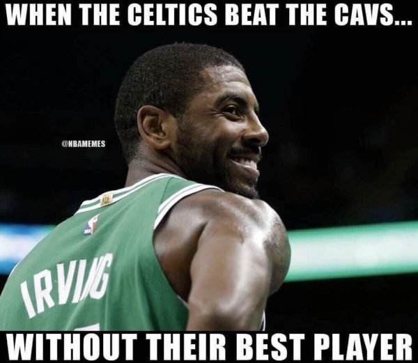 Kyrie Happy