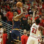 LeBron Chicago Bulls