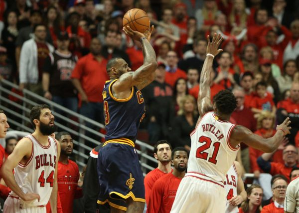LeBron Chicago Bulls
