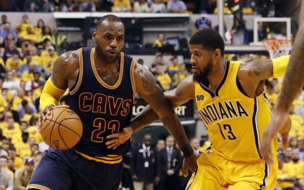 LeBron Indiana Pacers