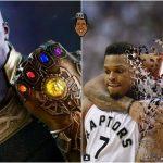 LeBron Thanos