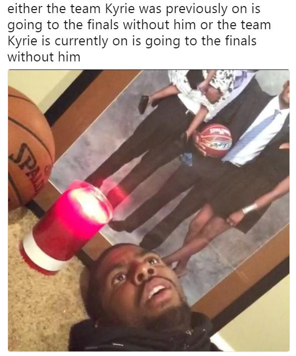 No Kyrie