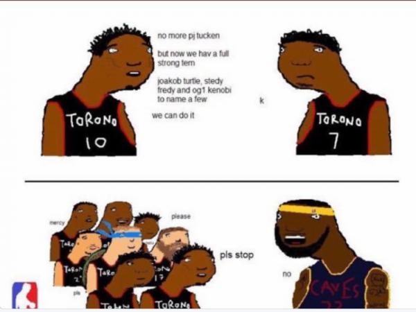 Pls Stop LeBron