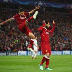 Roberto Firmino, Mohamed Salah