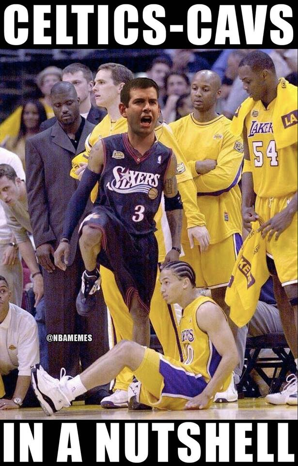 Stevens stepping over Lue