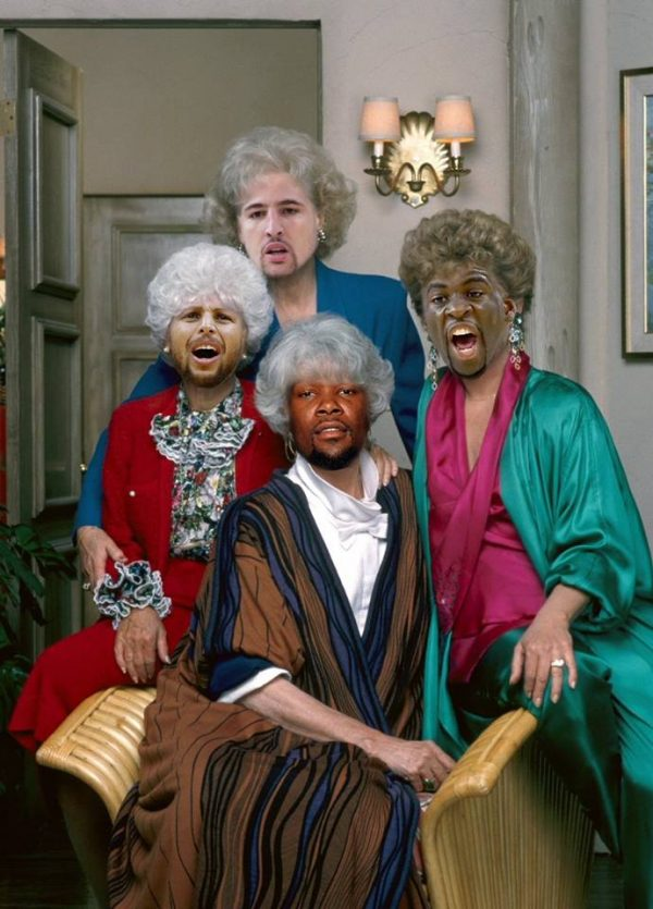 Warriors Golden Girls