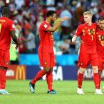 Belgium 2018 World Cup