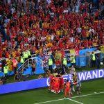 Belgium beats England