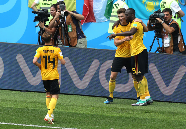 Belgium beats Tunisia
