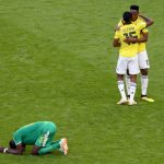 Colombia Beats Senegal