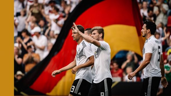Germany World Champions