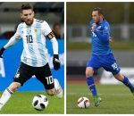 Messi, Sigurdsson