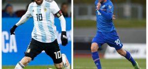 Messi, Sigurdsson