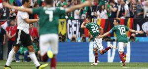 Mexico Beats Germany