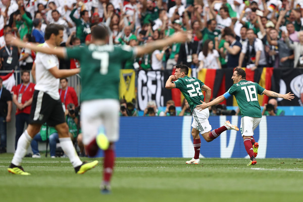 Mexico Beats Germany