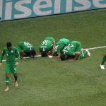 Saudi Arabia beats Egypt