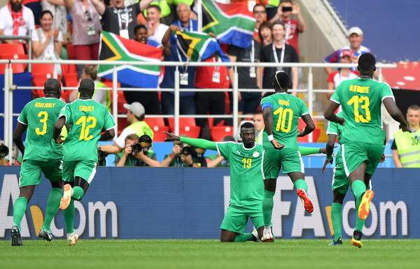 Senegal beats Poland