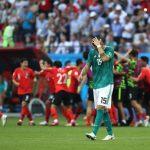 South Korea beats Germany