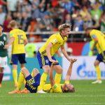 Sweden Beats Mexico