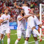 Tunisia beats Panama