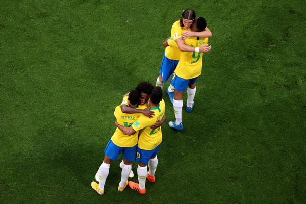 Brazil beats Mexico