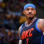 Carmelo Anthony Disappointed