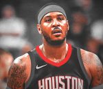 Carmelo Rockets Photoshop